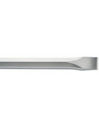 Cincel plano 520 x 36 mm-hex.28mm