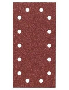Hoja de lija Expert Wood 115x230, 14 perf. Gr.60