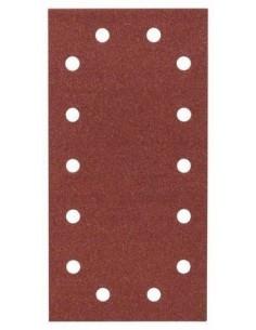 Hoja de lija Expert Wood 115x230, 14 perf. Gr.120