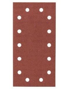 Hoja de lija Expert Wood 115x230, 14 perf. Gr.180