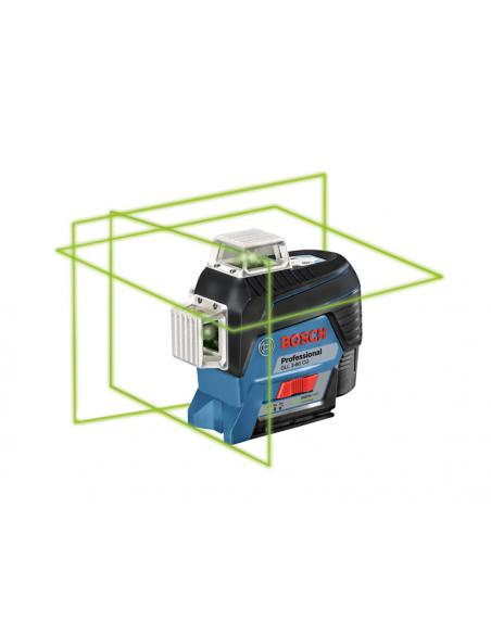 Nivel láser de líneas GLL 3-80 CG Professional