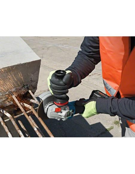 Amoladora angular a batería GWS 18V-10 PSC Professional