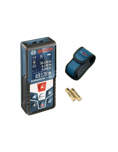 Medidor láser de distancias GLM 50 C Professional