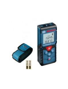 Medidor láser de distancias GLM 40 Professional