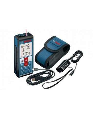 Medidor láser de distancias GLM 100 C Professional