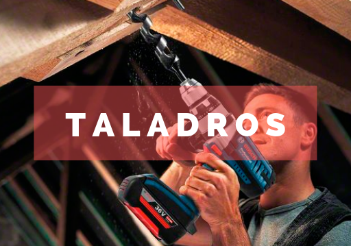 Taladros Bosch